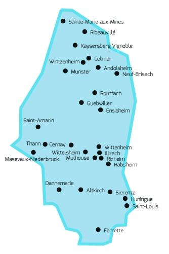 Carte communes CNI