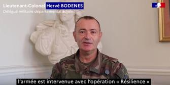Interview Lt-Col Bodenes
