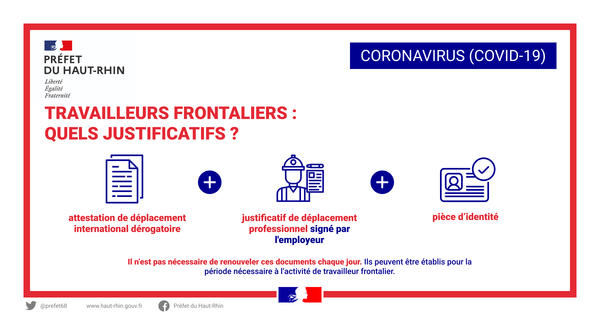 travailleurs frontaliers